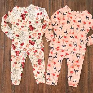 GAP Two sets of pajamas
